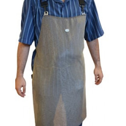 Stainless Steel Mesh Apron, 31.50″L