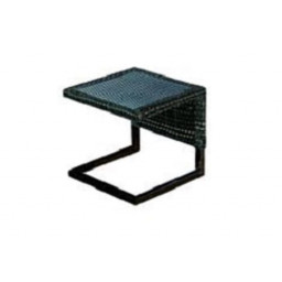 Luxor Side Table w/ Glass