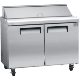 Refrigerated Preparation Tables