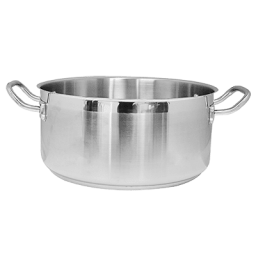 Stock Pots – Stainless Steel