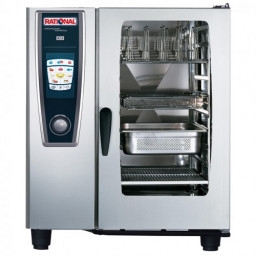 Self Cook Center, White Efficiency – Model 101E Electric