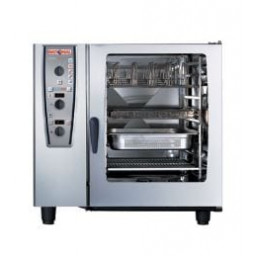 Self Cook Center, White Efficiency – Model 102E Electric