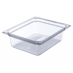 Insert 1/2 Size 4″ Deep, Polycarbonate