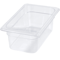 Insert 1/4 Size 4″ Deep, Polycarbonate
