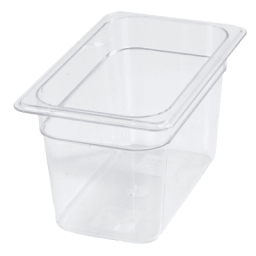 Insert 1/4 Size 6″ Deep, Polycarbonate