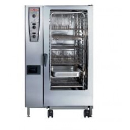 Self Cook Center, White Efficiency  – Model 201G Gas