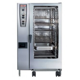 Self Cook Center, White Efficiency – Model 202E Electric