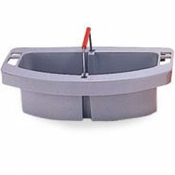 Maid Caddy, 16″ x 9″ x 5″, Gray