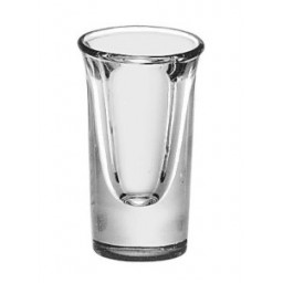 Shot Glass, Tall Whiskey .75 oz.