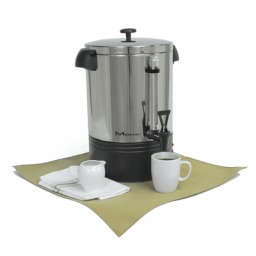 Coffee Urn, 55 Cup, Stainless Steel