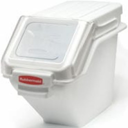 PROSAVE™ Shelf Ingredient Bin, 100 Cups, w/ 2 C Portioning Scoop
