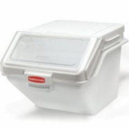 PROSAVE™ Shelf Ingredient Bin, 200 Cups, w/ 2 C Portioning Scoop