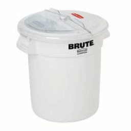 PROSAVE™ Sliding Lid w/ 4 C Scoop & 2632 BRUTE Container, Combo