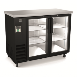 Back Bar Cabinet, 12.5 cu. ft. Refrigerated – Kelvinator – KI KCBB48G