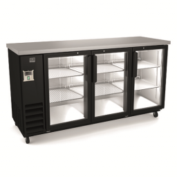 Back Bar Cabinet, 20.8 cu. ft. Refrigerated – Kelvinator KCHBB72G