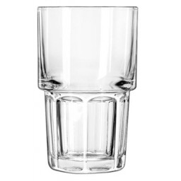 Beverage Glass – 12 oz. Gibraltar Stackable