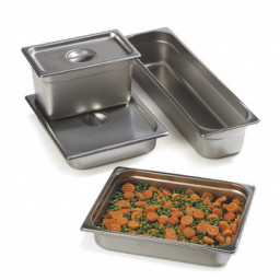 Lids, Stainless Steel Insert Covers – All sizes