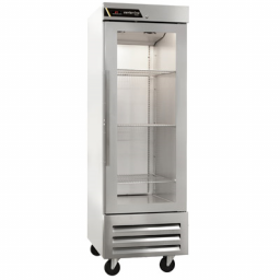 Refrigeration, 20.5 cu. ft., Single Glass Door, Reach-In – Traulsen Centerline CLBM-23R-FG-L