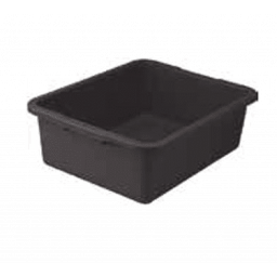 Tote Box 7″ Deep Black