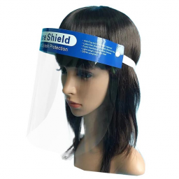 Face Shield / Face Cover, Disposable  – 10 Pack