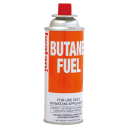 8oz Canister, Butane Fuel