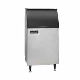 Ice Bin for Ice Machines, 351 lb Storage, Ice-O-Matic