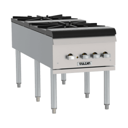 Stock Pot Gas Range – Vulcan VSP200F