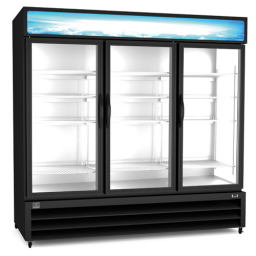Refrigerated Merchandiser, 72 cu. ft.,Kelvinator KCHGM72R