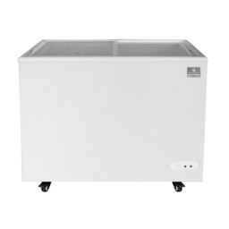 Freezer, Ice Cream Merchandiser, 7 cu. ft., Reach-In, Kelvinator KCNF073WS