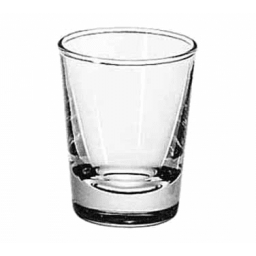 Whiskey Lined Shot Glass 2 oz – Libbey