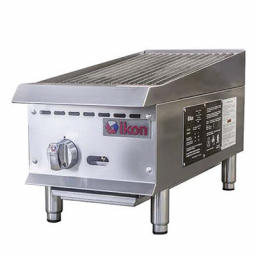 Charbroiler, 12″, MVP IRB-12