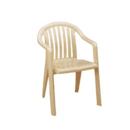 Armchair, Miami Lowback, Stacking