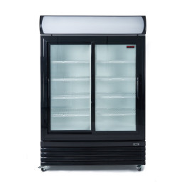 Refrigerator Merchandiser, 42 cu. ft. – New-Air NGR-115-S