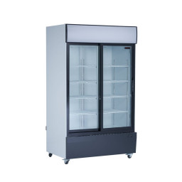 Glass Door Refrigerator/ Merchandiser, 48″