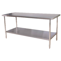 Work Tables, Stainless Steel