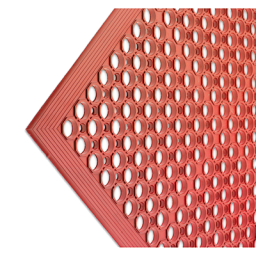 Anti-Fatigue Floor Mat, 3′ x 5′ – Terracotta