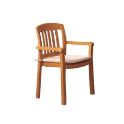 Armchair, Atlantic Classic, Stacking