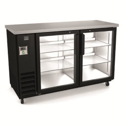 Back Bar Cabinet, 16.6 cu. ft. Refrigerated- Kelvinator  KCHBB60G