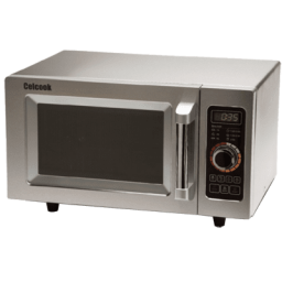 Microwave Oven, Dial, 1000 Watts
