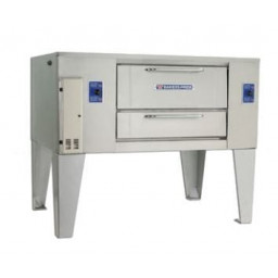Gas Deck Oven 48″ D-250