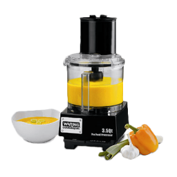 3.5 Quart Batch Bowl Food Processor- WFP14S