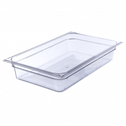 Insert, Full Size, 4″ Deep, Polycarbonate