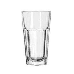 Cooler Glass, 16 oz., Tall, Gibraltar Libbey