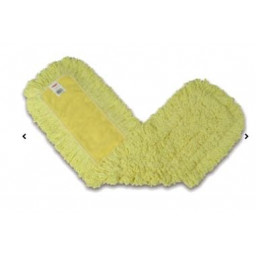 Dust Mop Head, 36″ x 15″, Yellow