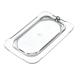 Lids / Covers for Polycarbonate Insert Food Pans – Ninth Size