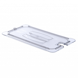 Lids / Covers for Polycarbonate Insert Food Pans – Third Size