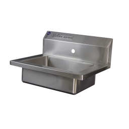 Hand Sink, Wall Mount, 14 x 10″ x 5″ Bowl, Magnum