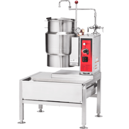 Kettle, Tilting – 12 gal., Electric, Counter Top