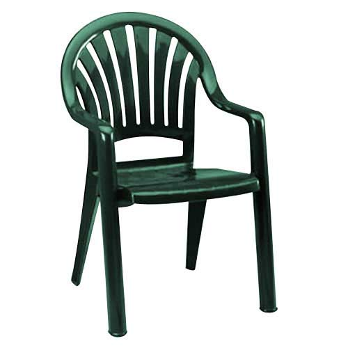 pacific fanback chair